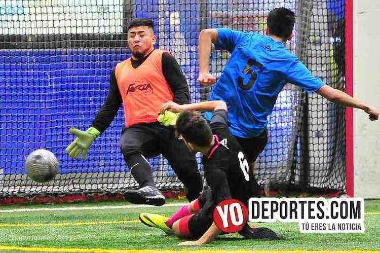 Red Fire-Dynamic FC-Liga Latinoamericana-champions futbol indoor