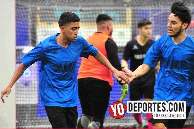 Red Fire-Dynamic FC-Liga Latinoamericana