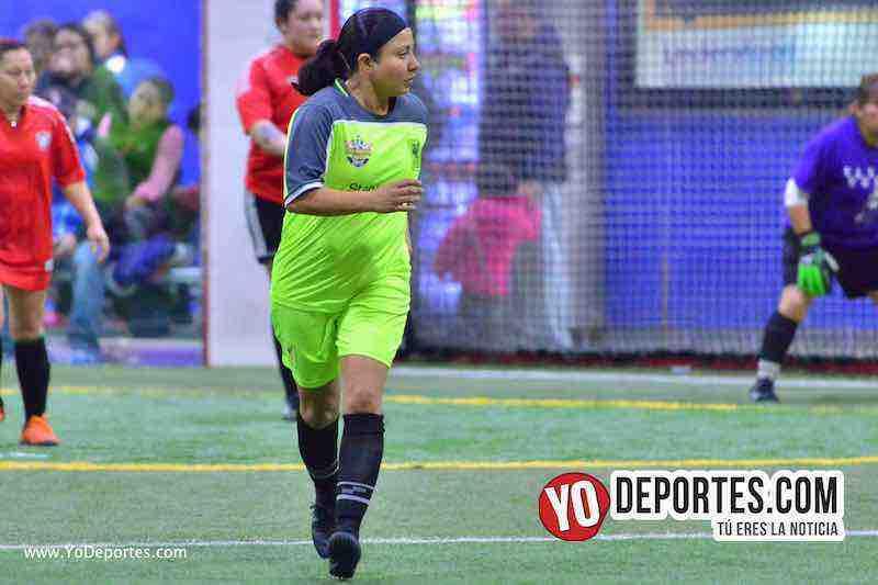 Rosalba Luna-Atletico Femenil-AKD Premier Academy Soccer League