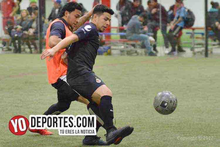 San Antonio Champions-Real Morelia-Liga Latinoamericana-chicago indoor sports