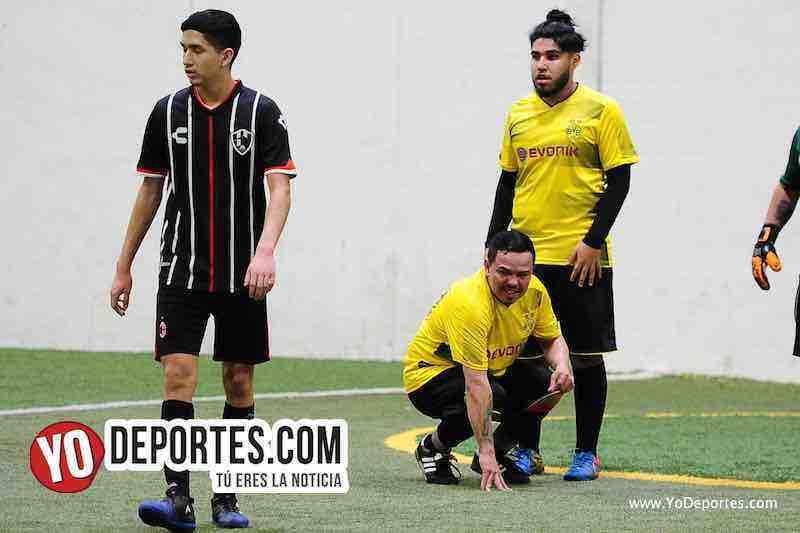 San Marcos vs Club Silao Liga 5 de Mayo-chicago futbol