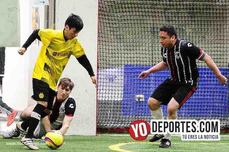 San Marcos vs Club Silao Liga 5 de Mayo-futbol indoor