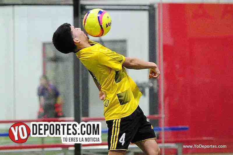San Marcos vs Club Silao Liga 5 de Mayo