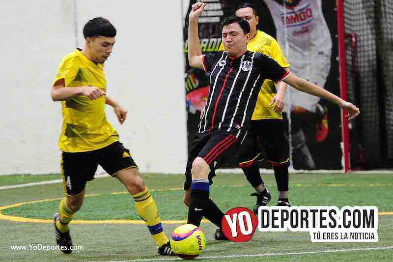 Saul Garcia-San Marcos vs Club Silao Liga 5 de Mayo