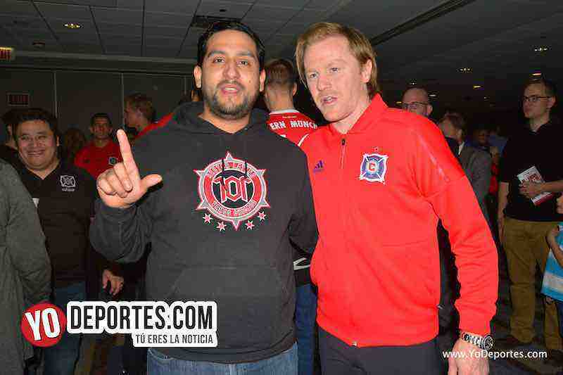 Sector Latino-Chicago Fire-Kick Off Luncheon