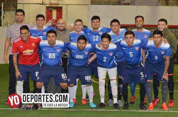 TMT a la semifinal luego de eliminar al Dynamic FC en Mundi Soccer League