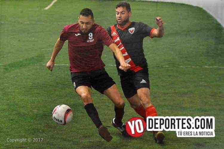 Tilza Morelos eliminó a CD Vagos en la Liga Interamericana