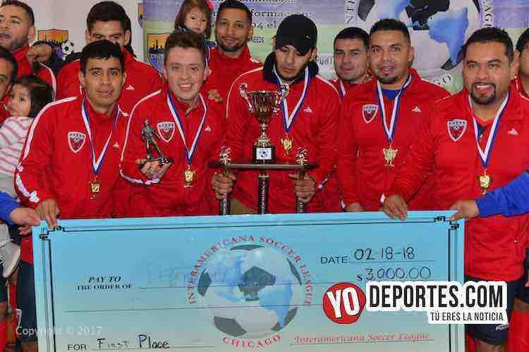 Tilza Morelos campeón de la Liga Interamericana