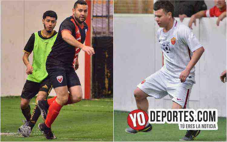 Tilza Morelos vs. Deportivo Cano final de la Liga Interamericana