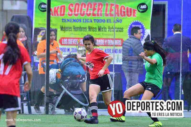 UCSN Gonzo-Greenwood-AKD Premier Academy Soccer League-mujeres futbolistas