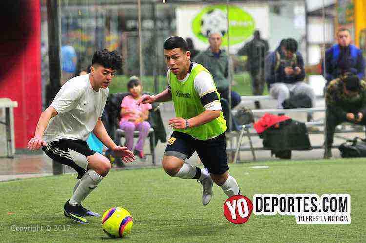 UNAM-Deportivo Madrid-Liga 5 de Mayo