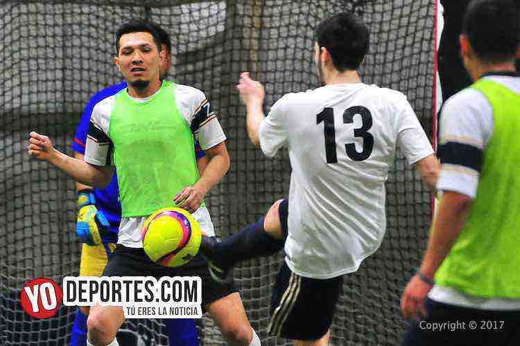 UNAM Deportivo Madrid Liga 5 de Mayo