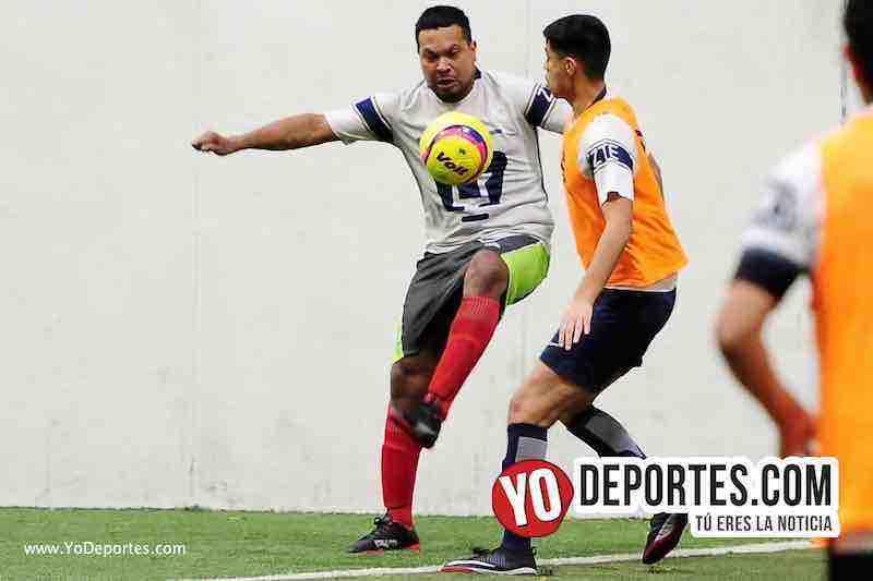 UNAM derrota a Pumas Floresta-chicago soccer indoor