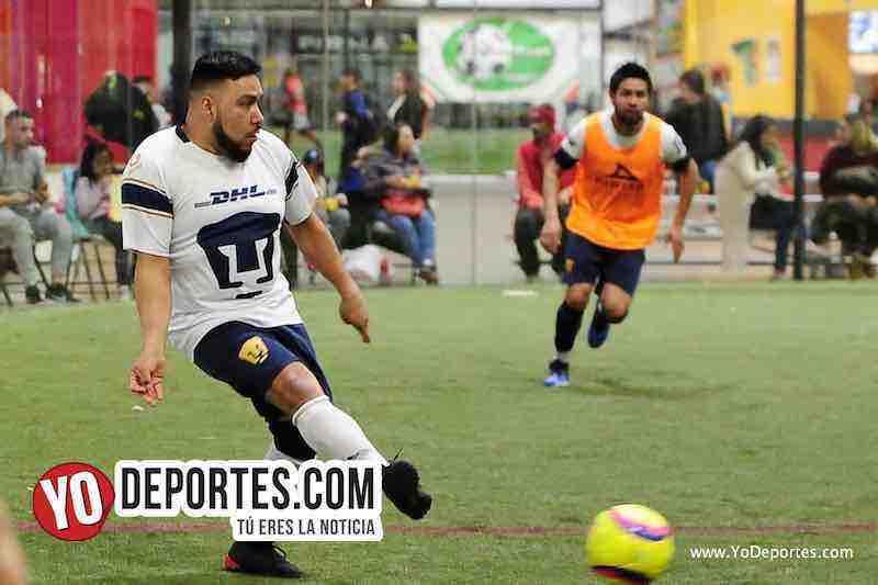 UNAM derrota a Pumas Floresta-futbol indoor chicago