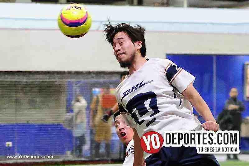 UNAM derrota a Pumas Floresta