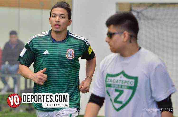 Xavier Salinas-Douglas Boys-Zacatepec-Liga Douglas