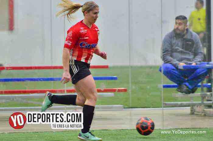 Ahlisa Messina-San Luis-Monaco-Liga Latinoamericana Lunes-Final Femenil