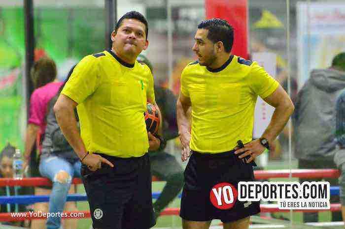 Arbitro Alejandro Aguilar-Danilo Caballero-Internacional-Superman-Liga Latinoamericana