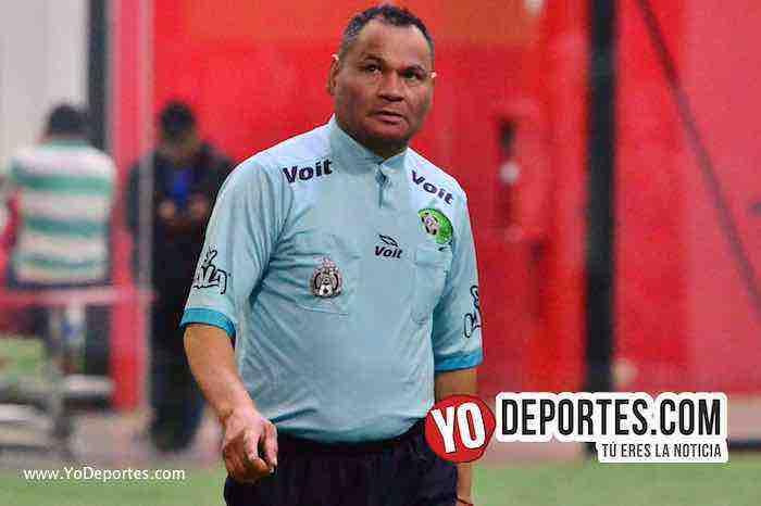 Arbitro Armando Ortega-Deportivo Cuamio-Pumas Floresta-Liga 5 de Mayo