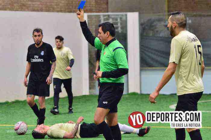 Arbitro-Douglas-Los Lobos Sierrenos-Liga San Francisco