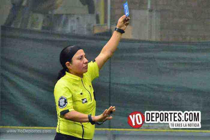 Arbitro Rosalba Luna-Deportivo Jimmy-San Antonio-Liga San Francisco