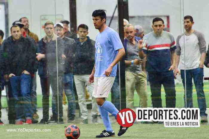 Armando Woody Sanchez-Chicago Soccer-San Antonio Champions-Liga Latinoamericana