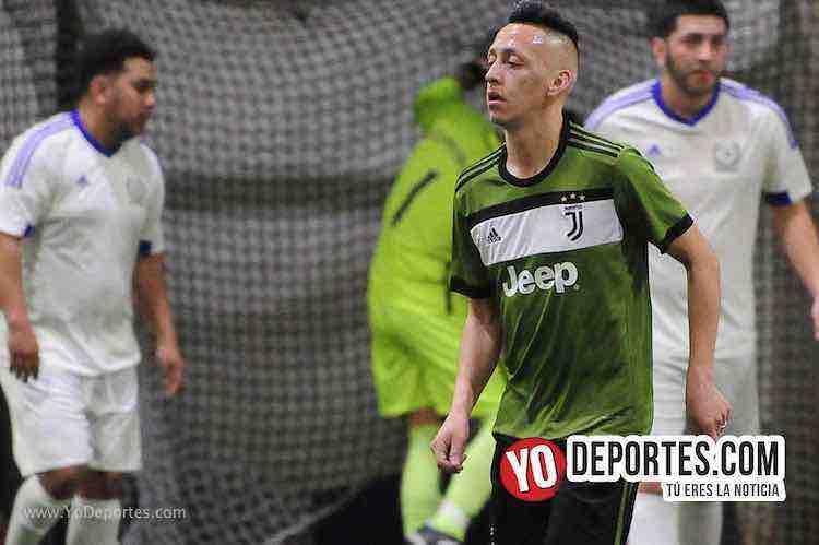 Azteca de Oro elimina al Iramuco en la Liga 5 de Mayo