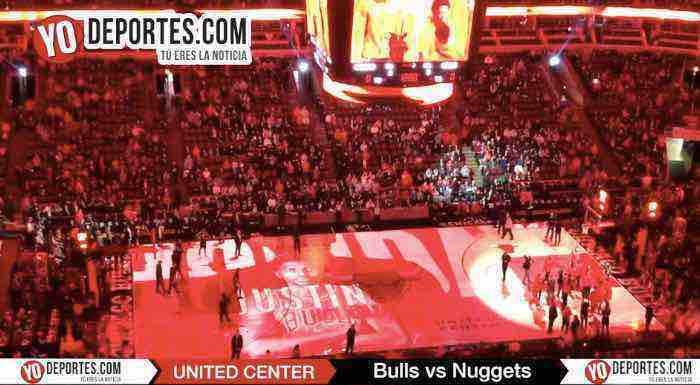 Apaleados y eliminados los Bulls de Chicago por los Nuggets de Denver
