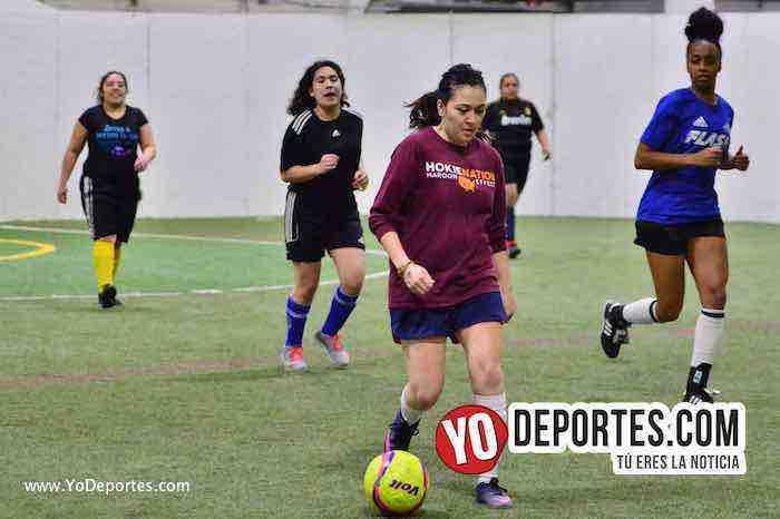 CIS Flash-Monarcas-Liga 5 de Mayo-chicago mujeres futbolistas