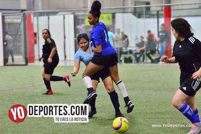 CIS Flash-Monarcas-Liga 5 de Mayo-futbol femenino