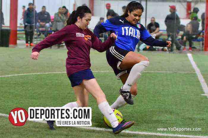 CIS Flash-Monarcas-Liga 5 de Mayo-futbol mujeres