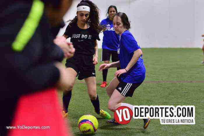 CIS Flash-Monarcas-Liga 5 de Mayo-futbol soccer league
