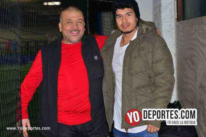 Cachimberos Nueva Italia Liga Taximaroa-liga indoor