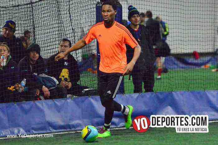 Cachimberos Nueva Italia Liga Taximaroa-semifinal indoor