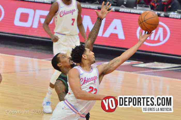 Agónico final de temporada Bulls suman otra derrota ahora con Bucks de Milwaukee