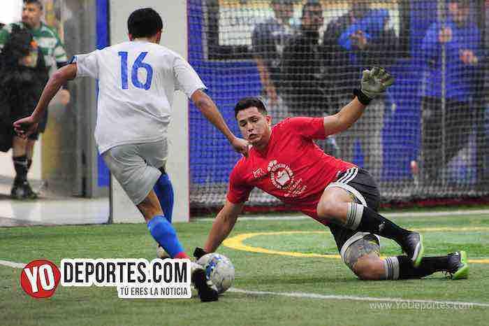 Chicago Soccer contra Boca Jr. por boleto a final de la Champions