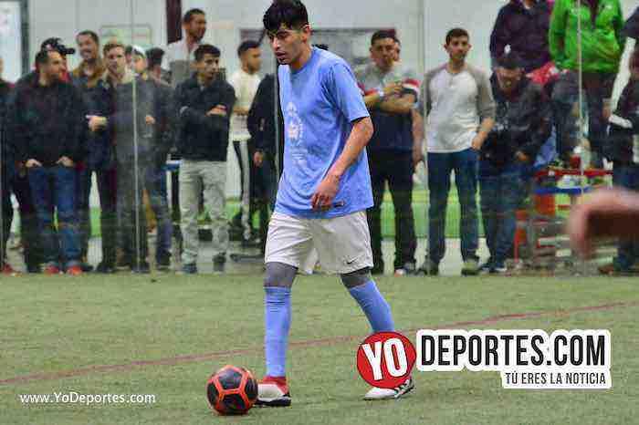 Chicago Soccer-San Antonio Champions-Liga Latinoamericana
