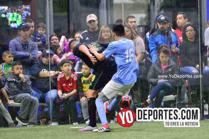 Chicago Soccer contra San Antonio Champions Liga Latinoamericana