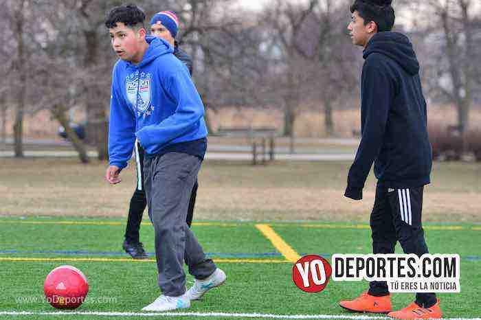 Tuzos Chicago Soccer Academy rumbo al Torneo Internacional Pachuca UFD