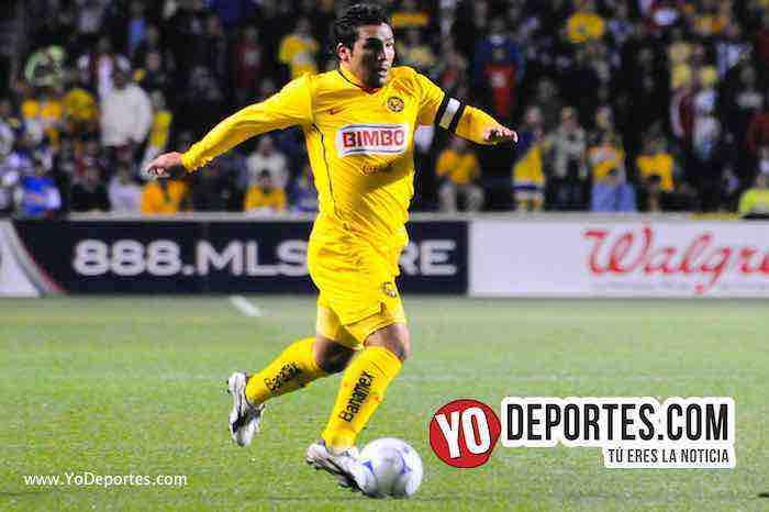 Salvador Cabañas viene a Chicago en Chitown Futbol y a Rockdale Sports Center