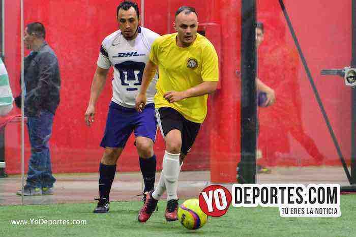 Deportivo Cuamio-Pumas Floresta-Liga 5 de Mayo-futbol indoor chicago
