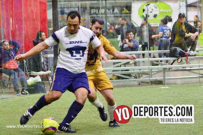 Deportivo Cuamio-Pumas Floresta-Liga 5 de Mayo