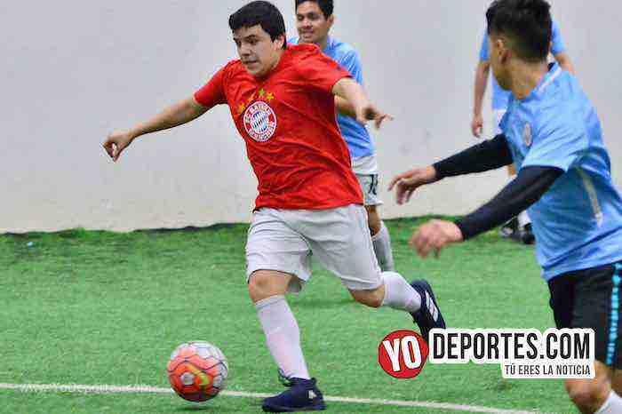Deportivo Jimmy-San Antonio-Liga San Francisco-chicago