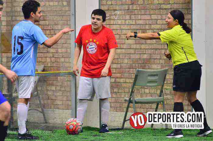 Deportivo Jimmy-San Antonio-Liga San Francisco-soccer chicago