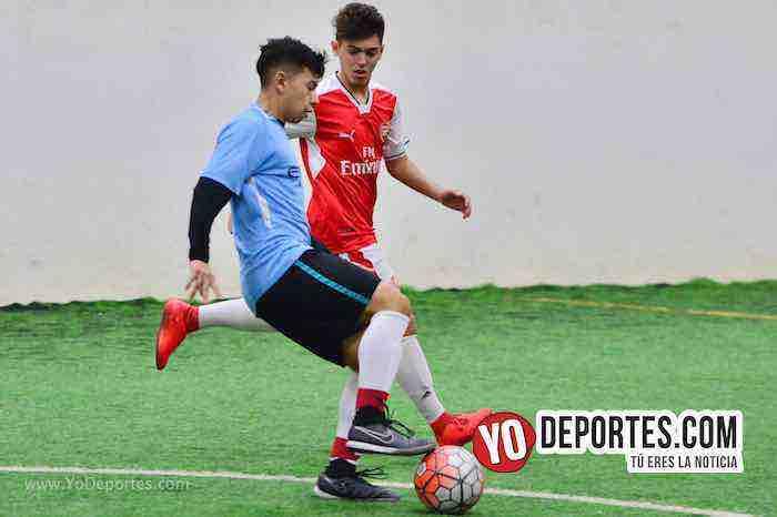 Deportivo Jimmy-San Antonio-Liga San Francisco
