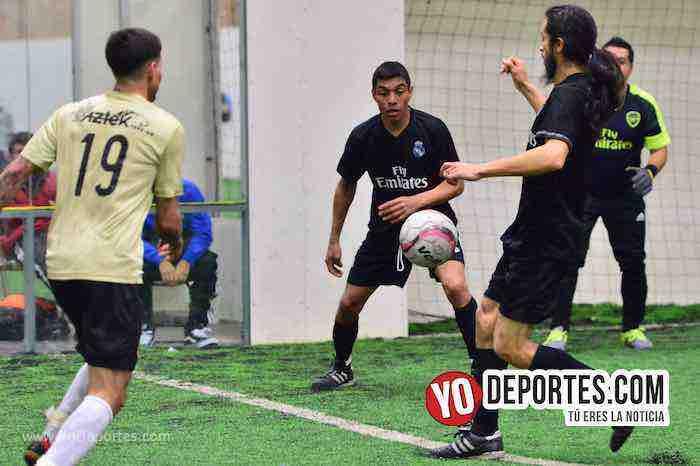 Douglas-Los Lobos Sierrenos-Liga San Francisco-futbol rapido chicago