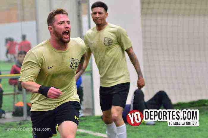 Douglas-Los Lobos Sierrenos-Liga San Francisco-indoor soccer futbol