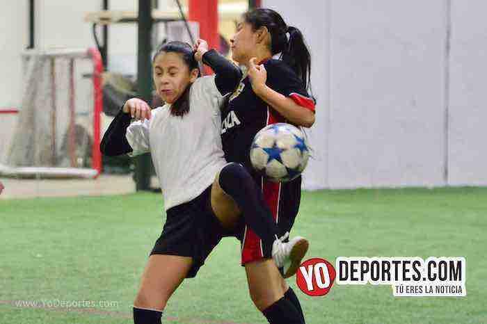 No se hicieron daño Real FC y Scorpions en AKD Premier Academy Soccer League