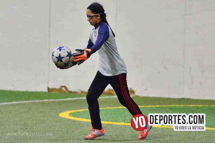 Empatadas Real FC y Scorpions AKD Premier Academy Soccer League-portera-chicago-