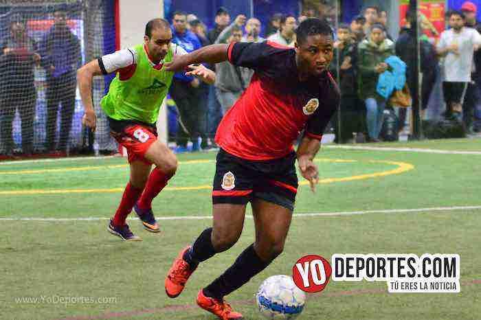Guadalajara-Deportivo Guerrero-champions Liga Latinoamericana-futbol chicago